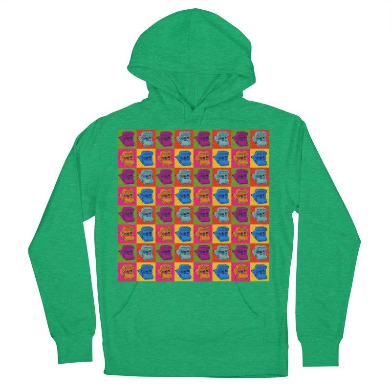Mini Instant Pop Men's Pullover Hoody by donnovanknight's Artist Shop