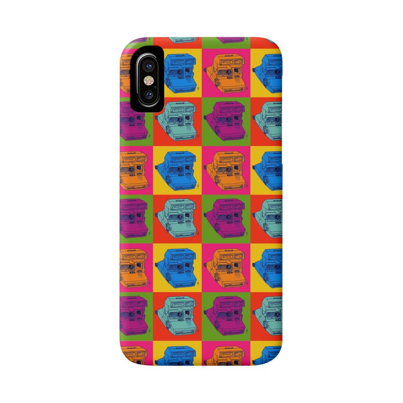 Mini Instant Pop Accessories Phone Case by donnovanknight's Artist Shop