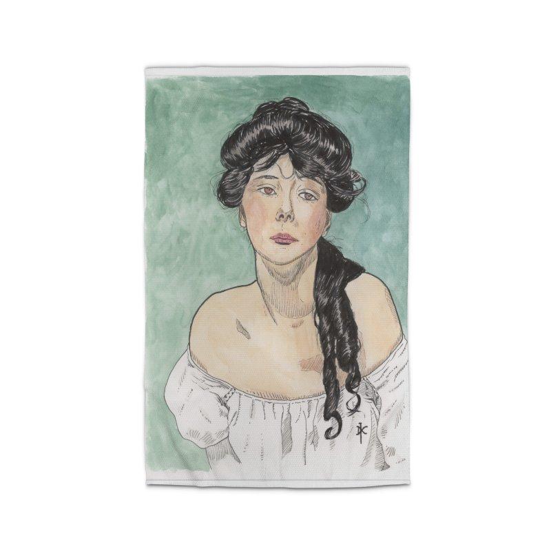 Evelyn Nesbit - Gibson Girl Home Rug by donnovanknight's Artist Shop