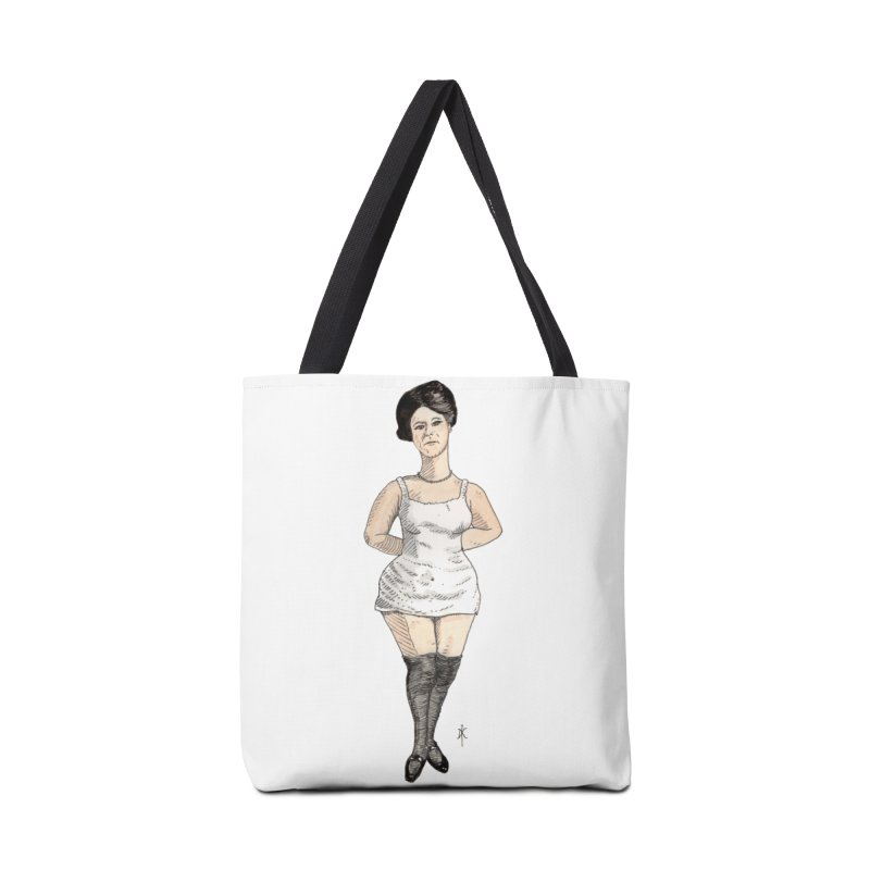Thick Thighs Accessories Bag by donnovanknight's Artist Shop