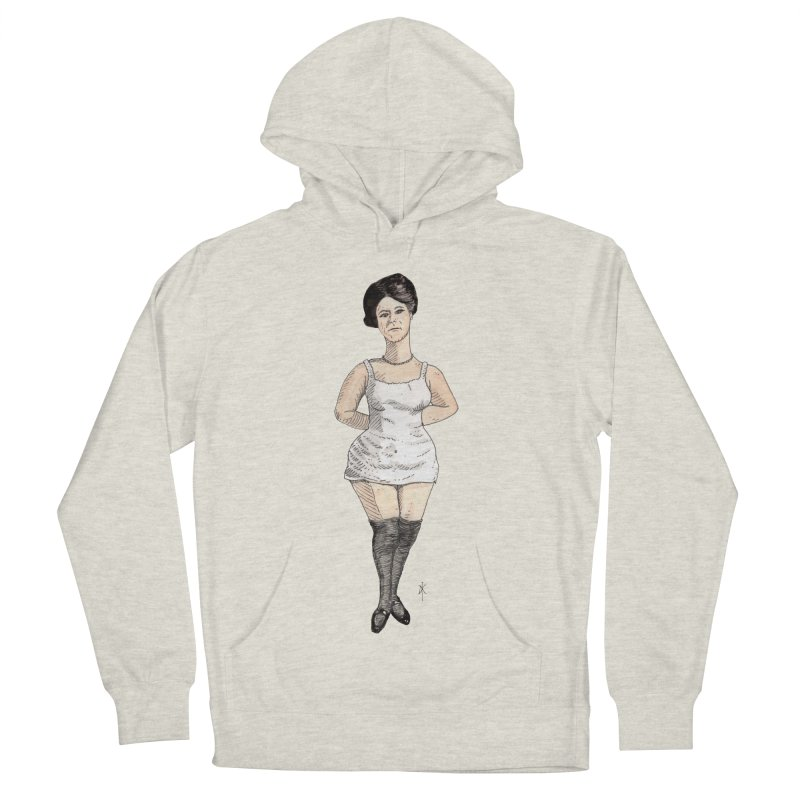 Thick Thighs Women's Pullover Hoody by donnovanknight's Artist Shop