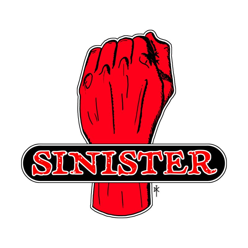 Are you Sinister? Left Handers Day by donnovanknight's Artist Shop