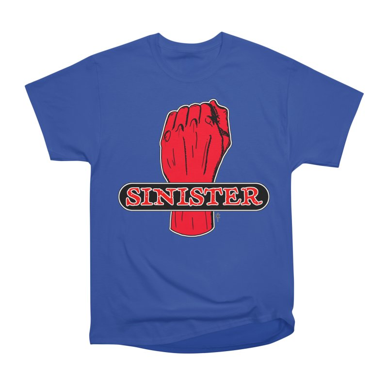Are you Sinister? Left Handers Day Women's Classic Unisex T-Shirt by donnovanknight's Artist Shop