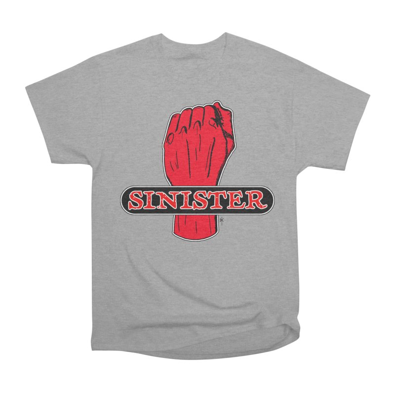 Are you Sinister? Left Handers Day Men's Classic T-Shirt by donnovanknight's Artist Shop
