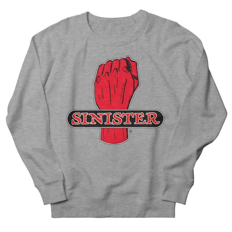 Are you Sinister? Left Handers Day Women's Sweatshirt by donnovanknight's Artist Shop