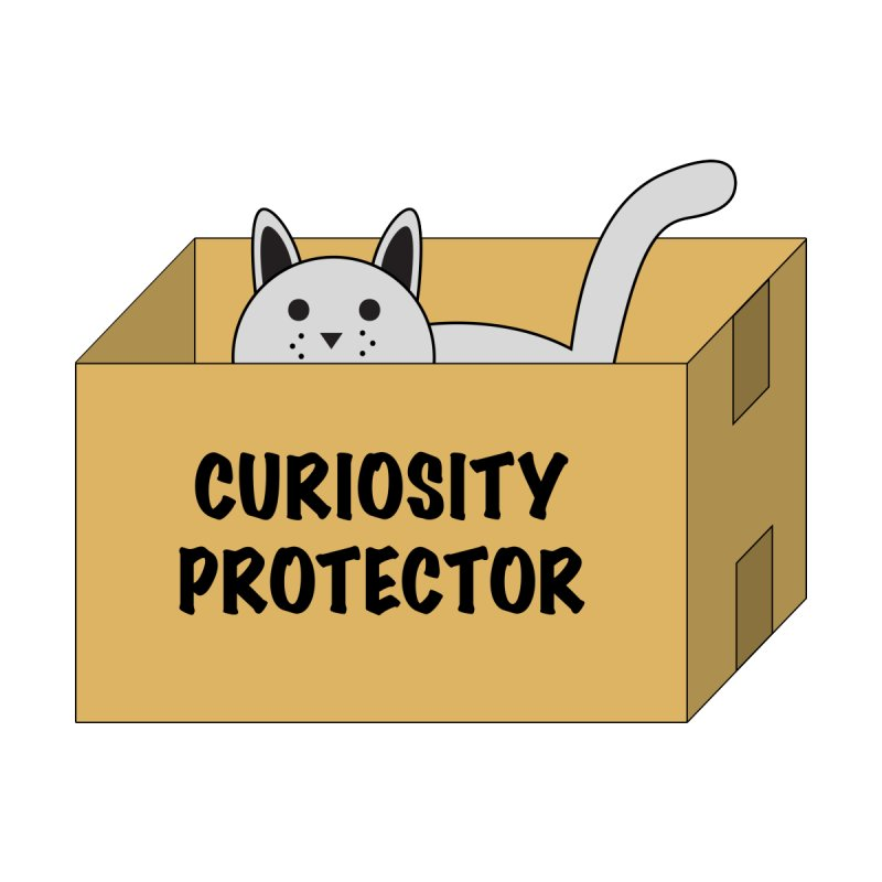 "Cat ""Curiosity Protector"" A.K.A. ""BOX"" by donnovanknight's Artist Shop"