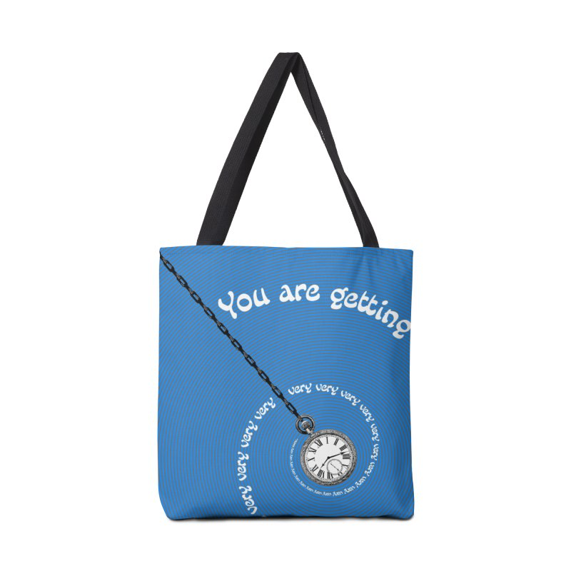 You Are Getting Very Sleepy... Accessories Bag by donnovanknight's Artist Shop