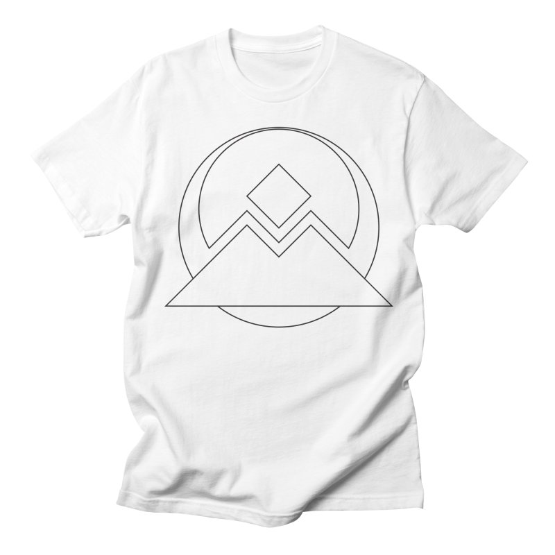 Snowy Mountain Pass Women's Unisex T-Shirt by donnovanknight's Artist Shop