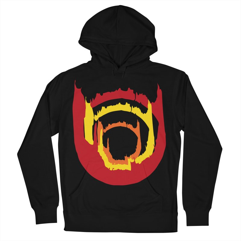 Ring of Fire Women's Pullover Hoody by donnovanknight's Artist Shop