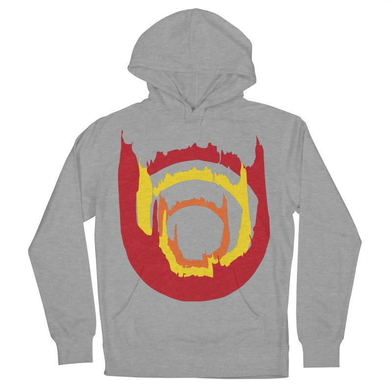 Ring of Fire Men's Pullover Hoody by donnovanknight's Artist Shop
