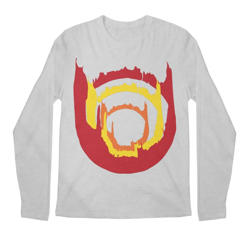 Ring of Fire Men's Longsleeve T-Shirt by donnovanknight's Artist Shop