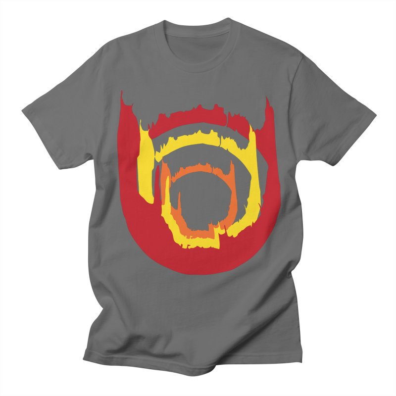 Ring of Fire Men's T-Shirt by donnovanknight's Artist Shop