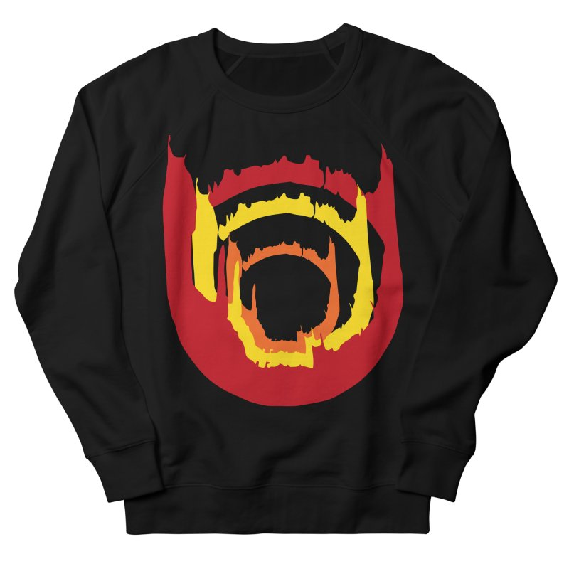 Ring of Fire Women's Sweatshirt by donnovanknight's Artist Shop