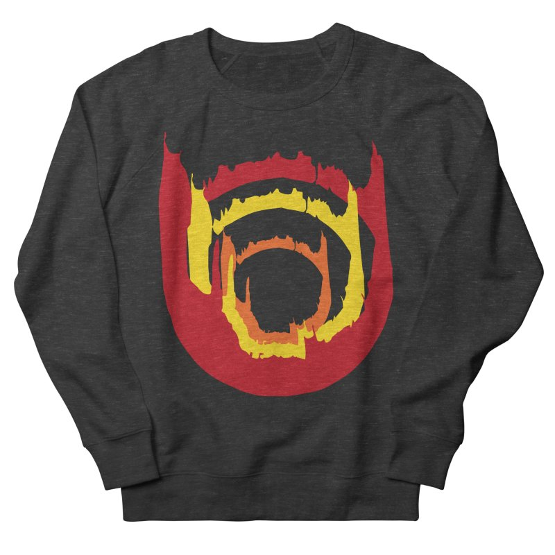 Ring of Fire Men's Sweatshirt by donnovanknight's Artist Shop