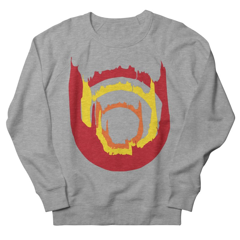 Ring of Fire Men's Sweatshirt by donnovanknight's Artist Shop