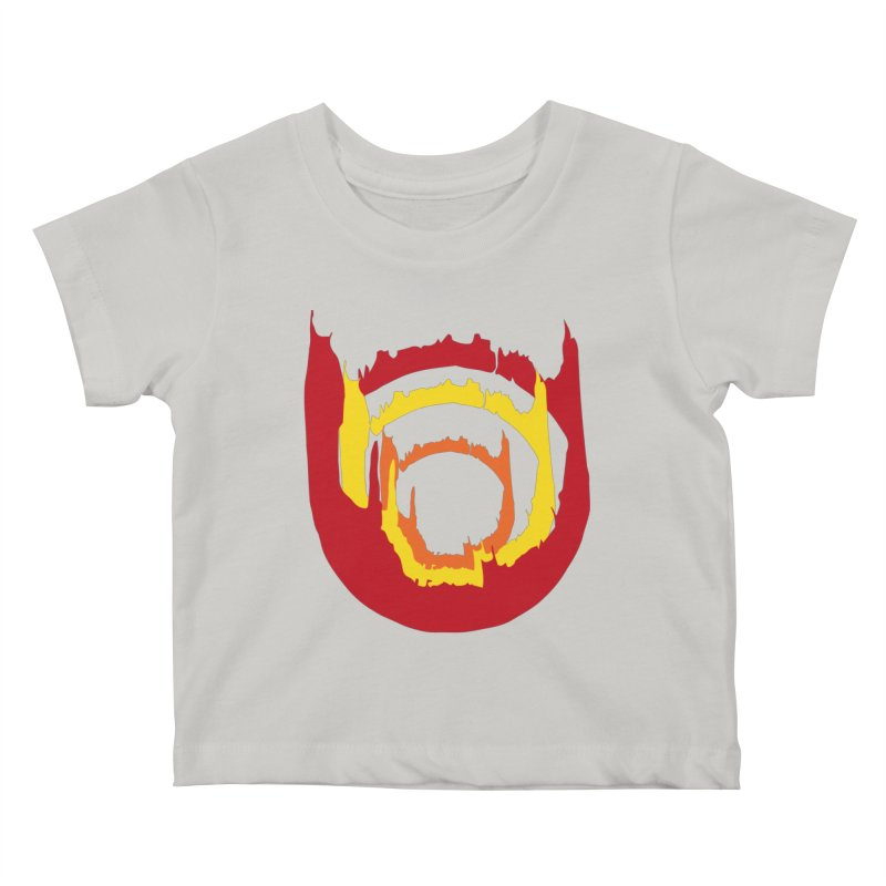 Ring of Fire Kids Baby T-Shirt by donnovanknight's Artist Shop