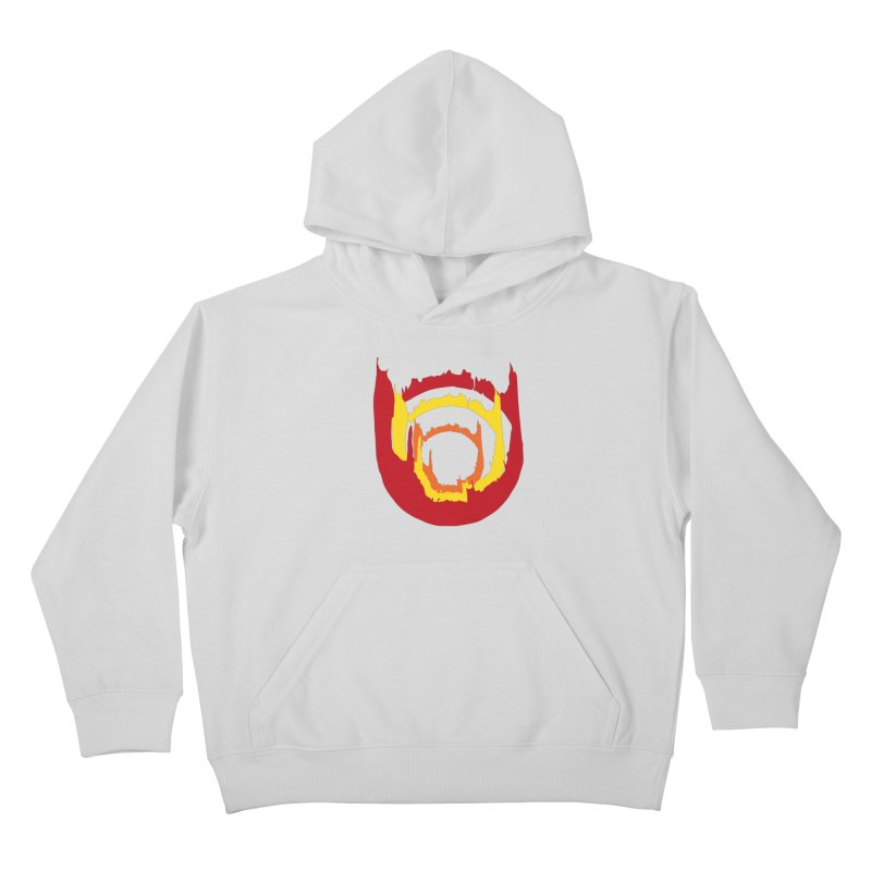 Ring of Fire Kids Pullover Hoody by donnovanknight's Artist Shop