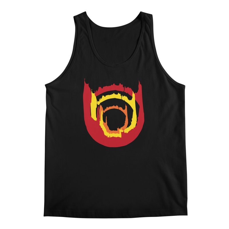 Ring of Fire Men's Tank by donnovanknight's Artist Shop