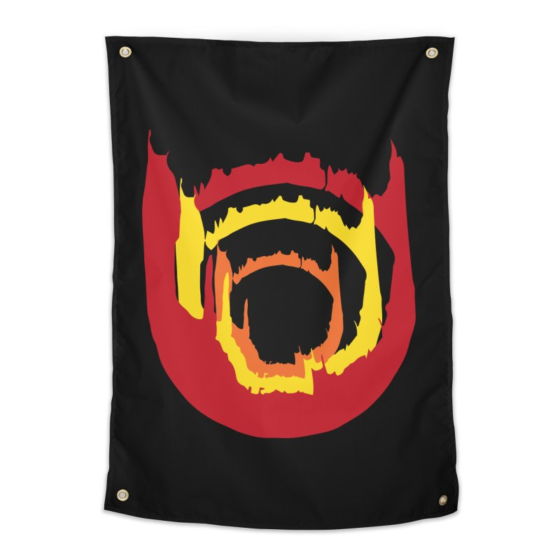 Ring of Fire Home Tapestry by donnovanknight's Artist Shop