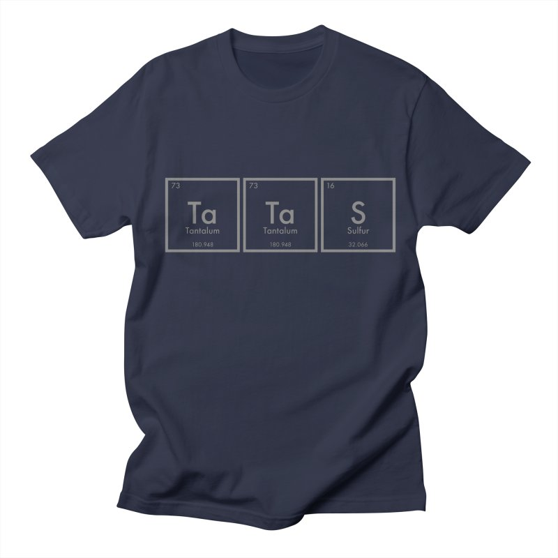 Ta Ta S (Save the Elements!) Men's T-Shirt by donnovanknight's Artist Shop