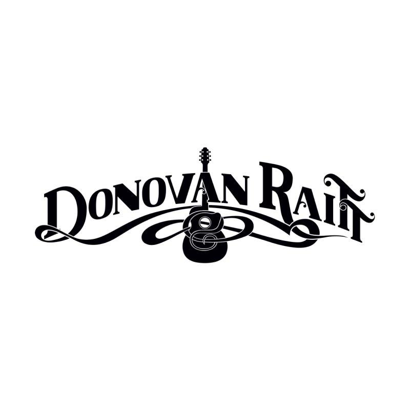 Donovan Raitt Logo Black by Donovan Raitt's Merch Shop