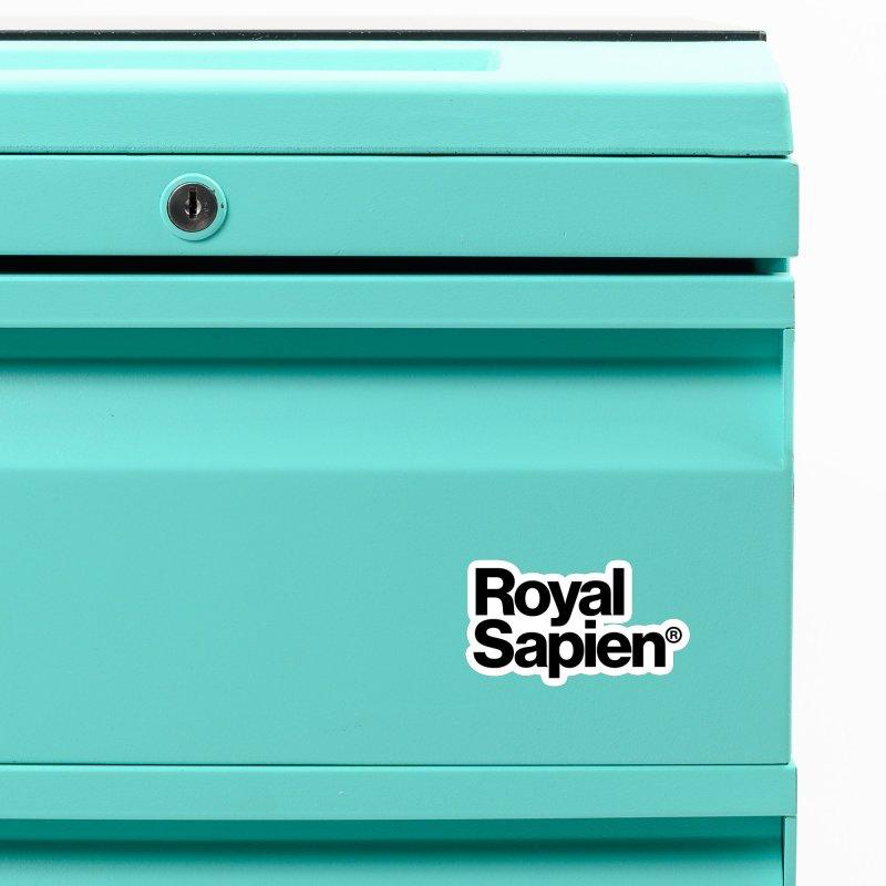 Royal Sapien Logo Accessories Magnet by DROP