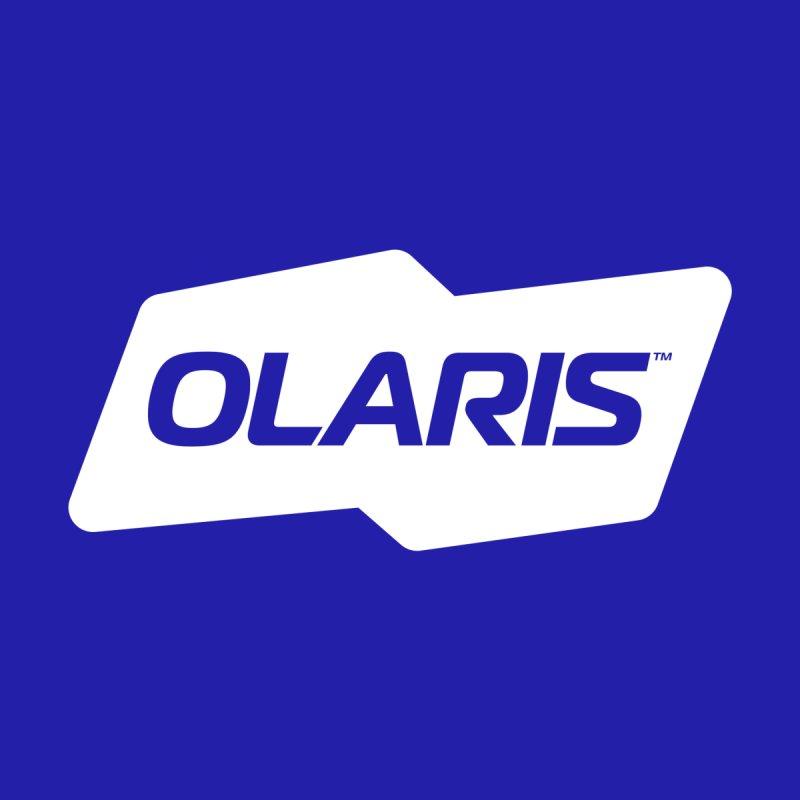 Olaris Logo (White) Men's Tank by DROP