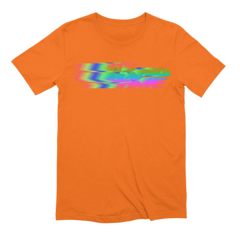 It's Band Time (RACER TRASH TRIBUTE) Men's T-Shirt by DROP
