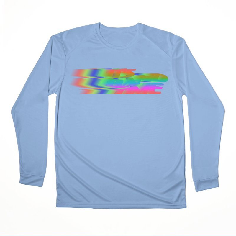 It's Band Time (RACER TRASH TRIBUTE) Women's Longsleeve T-Shirt by DROP
