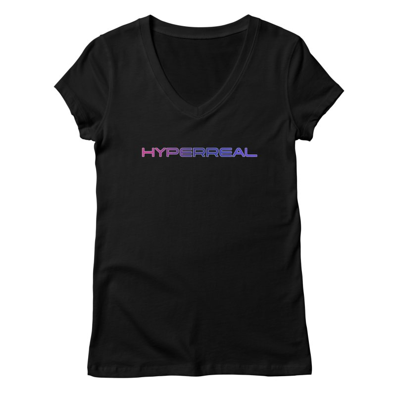 HYPERREAL Women's V-Neck by DROP