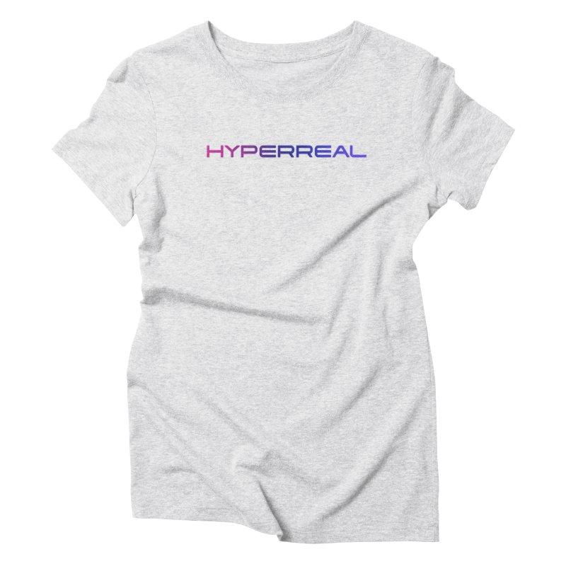 HYPERREAL Women's T-Shirt by DROP