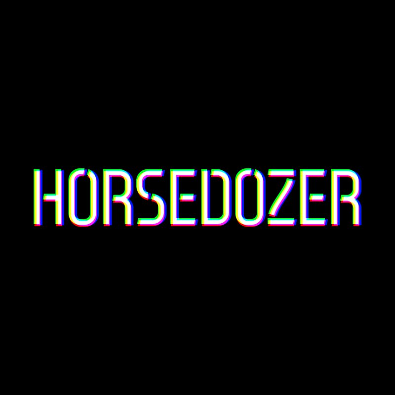 HORSEDOZER RGBCMY Men's Pullover Hoody by DROP