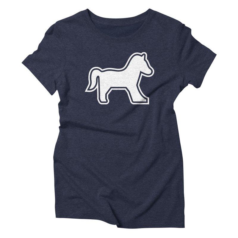 Horsedozer Logo Women's T-Shirt by DROP