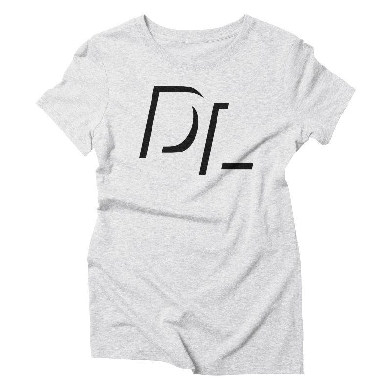 DonutLoopz Logo Women's Triblend T-Shirt by DonutLoopz