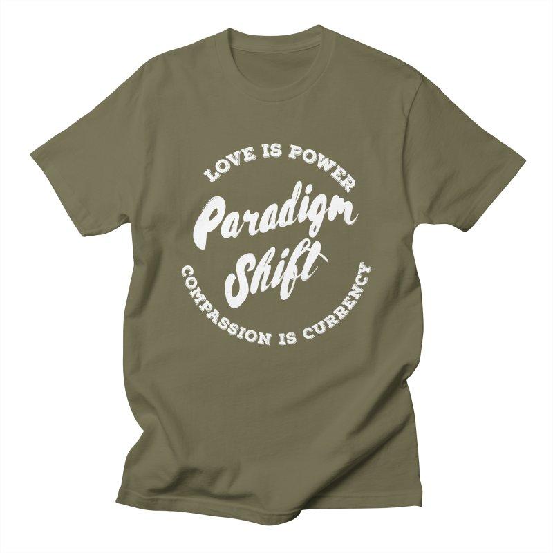 Shift Men's T-shirt by donvagabond's Artist Shop