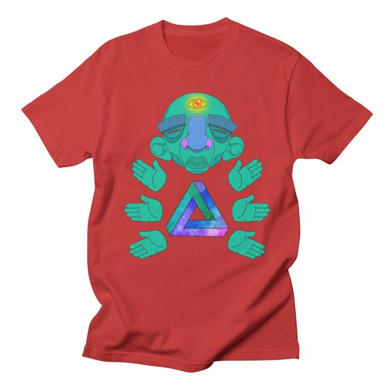 Meta Medi Men's T-shirt by donvagabond's Artist Shop