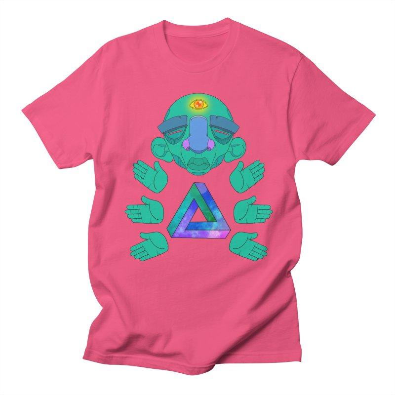 Meta Medi Women's Unisex T-Shirt by donvagabond's Artist Shop