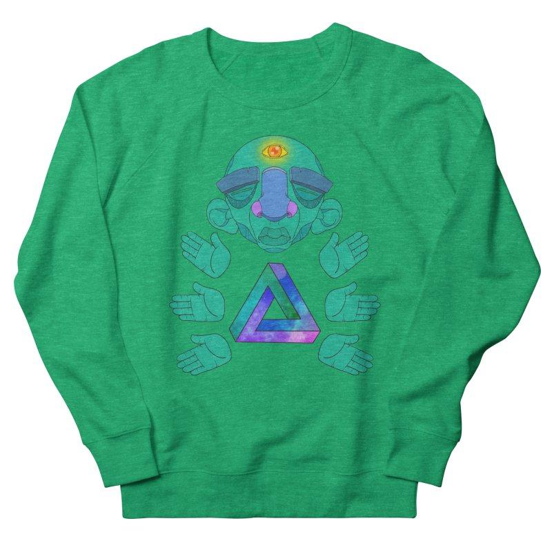 Meta Medi Men's Sweatshirt by donvagabond's Artist Shop