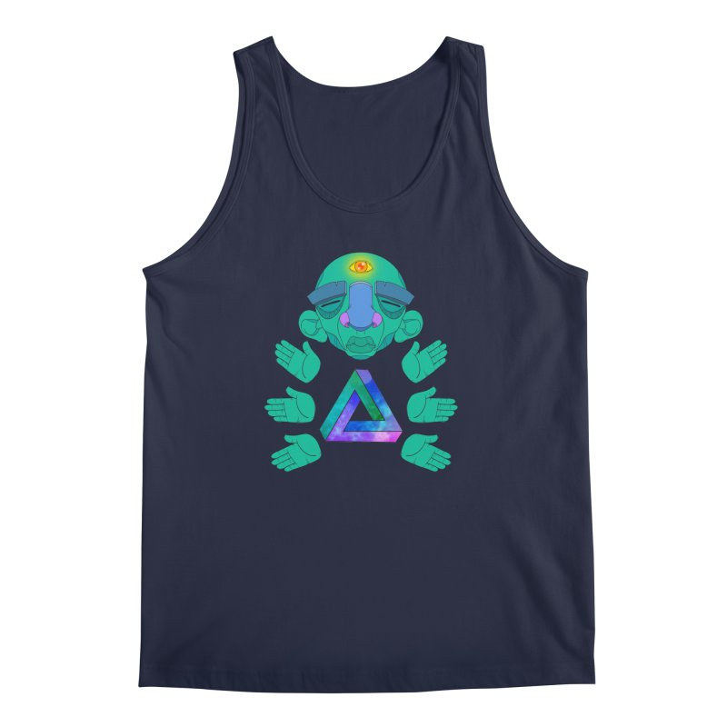 Meta Medi Men's Tank by donvagabond's Artist Shop
