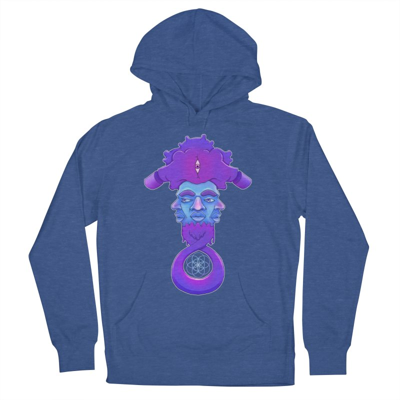 Tribunal Women's Pullover Hoody by donvagabond's Artist Shop