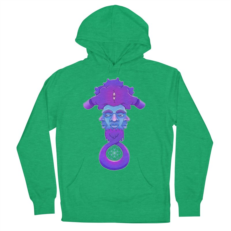 Tribunal Men's Pullover Hoody by donvagabond's Artist Shop
