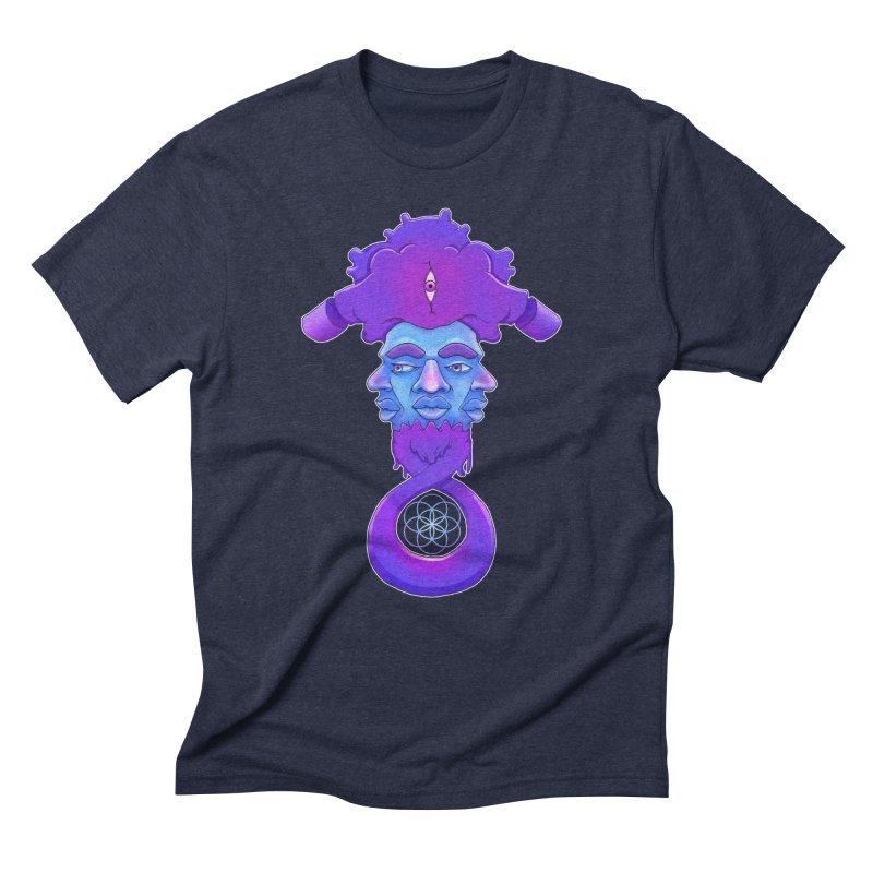 Tribunal Men's Triblend T-Shirt by donvagabond's Artist Shop