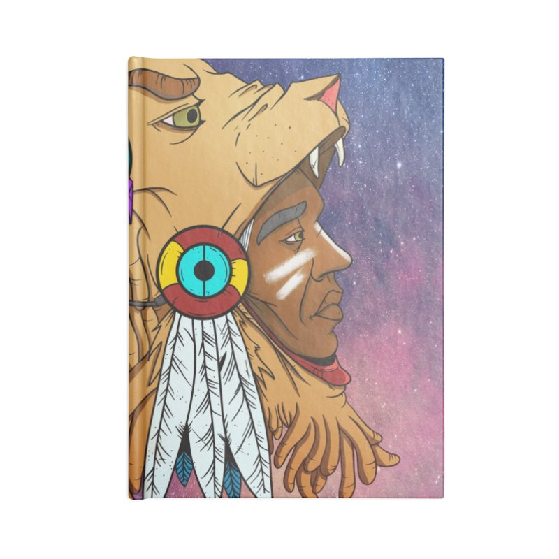 Crystal Shaman Accessories Notebook by donvagabond's Artist Shop