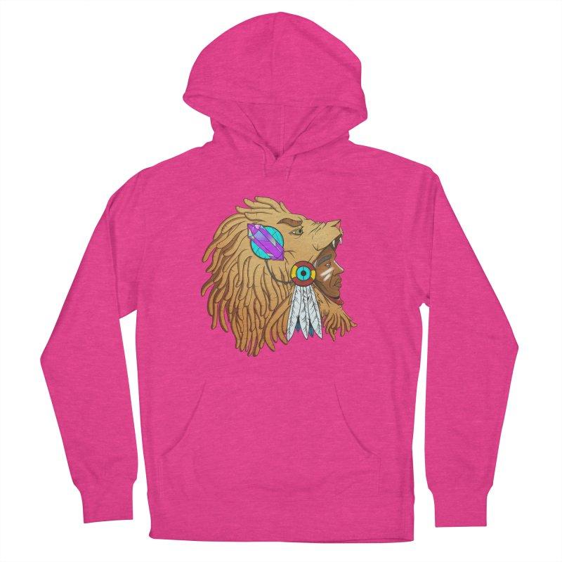 Crystal Shaman Men's Pullover Hoody by donvagabond's Artist Shop