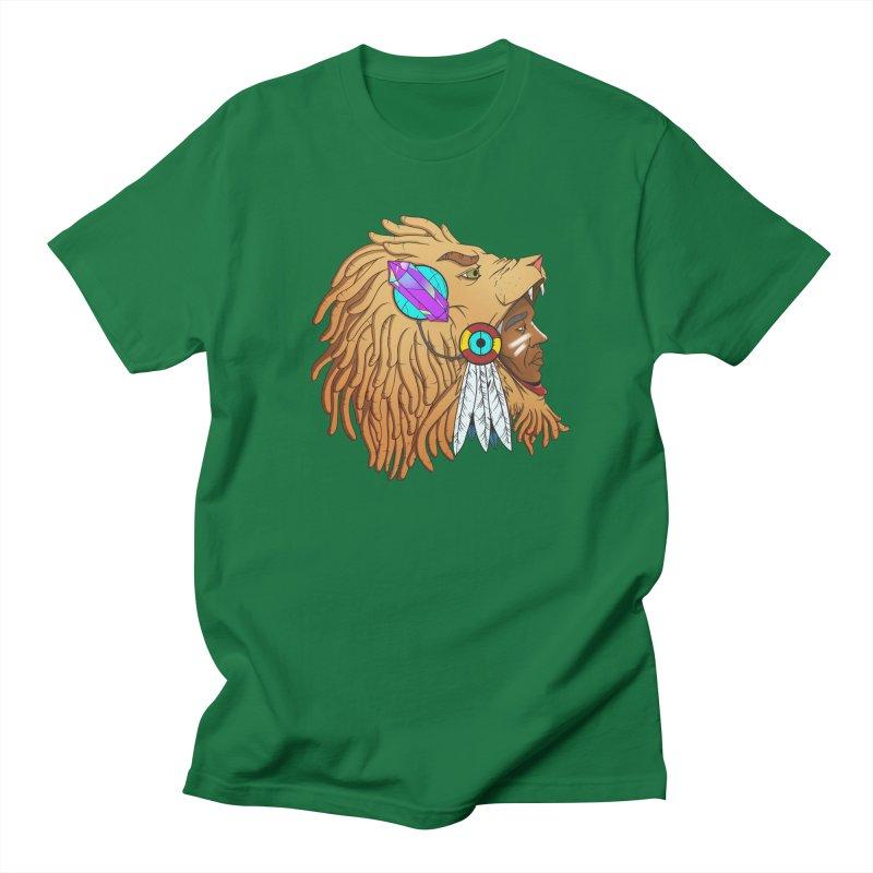 Crystal Shaman Women's Unisex T-Shirt by donvagabond's Artist Shop