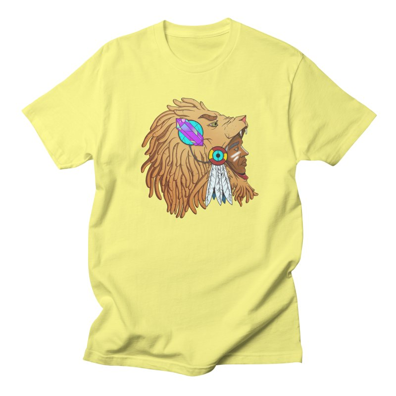 Crystal Shaman Women's Unisex T-Shirt by donvagabond's Artist Shop