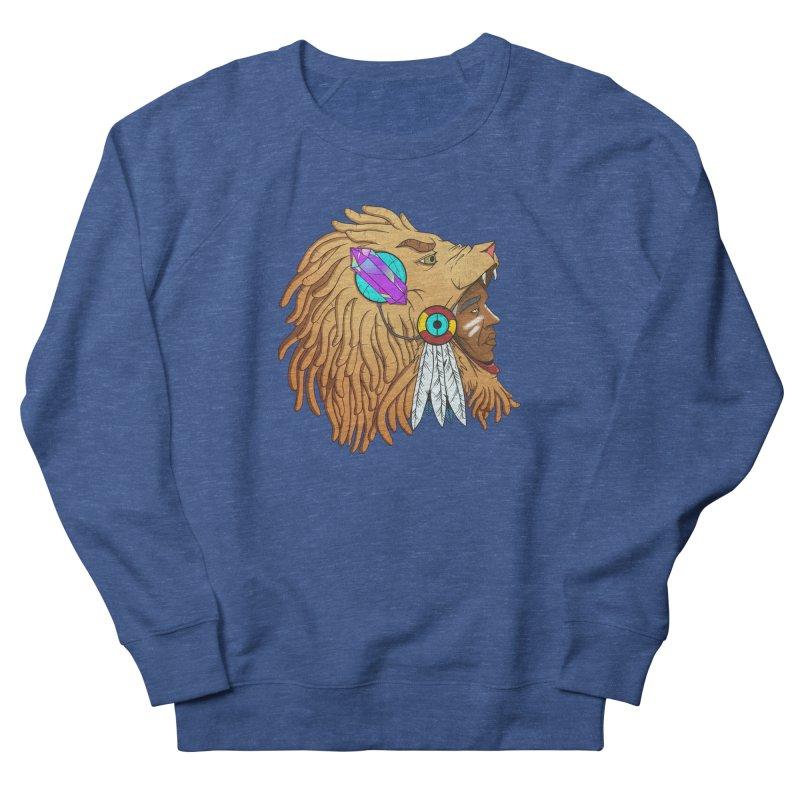 Crystal Shaman Men's Sweatshirt by donvagabond's Artist Shop