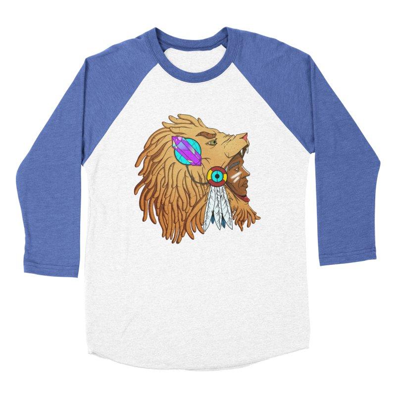 Crystal Shaman Women's Baseball Triblend T-Shirt by donvagabond's Artist Shop