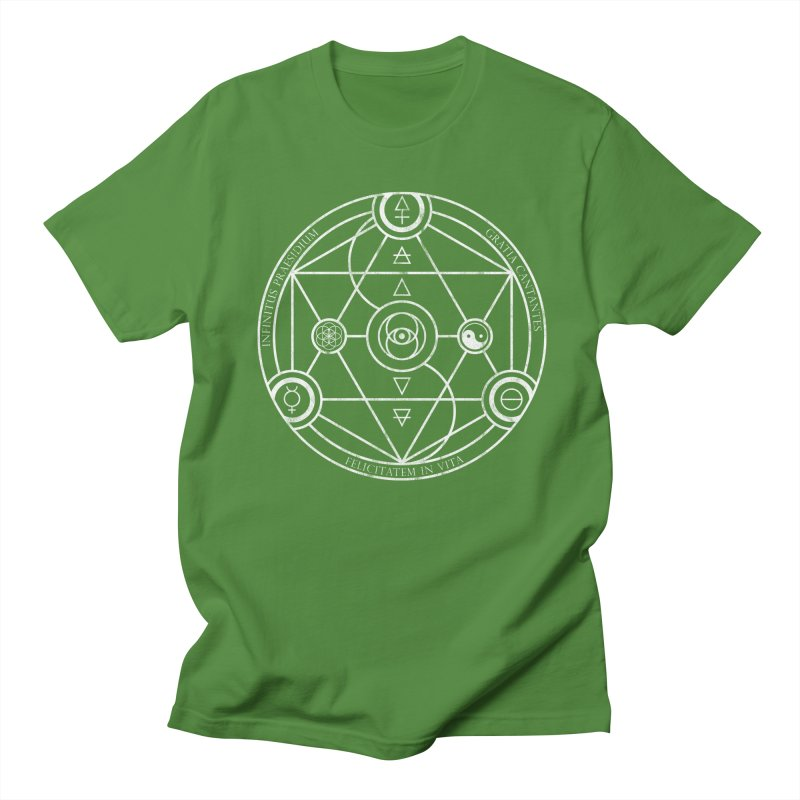 Protection Gratitude Happiness Men's T-Shirt by donvagabond's Artist Shop