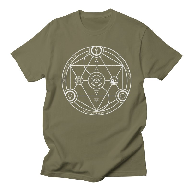 Protection Gratitude Happiness Men's T-Shirt by donvagabond's Artist Shop